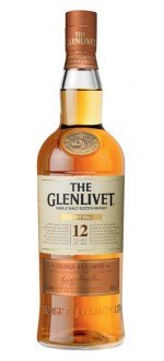 THE GLENLIVET FIRST FILL 12 JAHRE