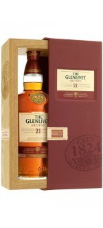 THE GLENLIVET ARCHIVE 21 ANS ( Ecosse-Ecosse-Whisky-Divers-0,7L )