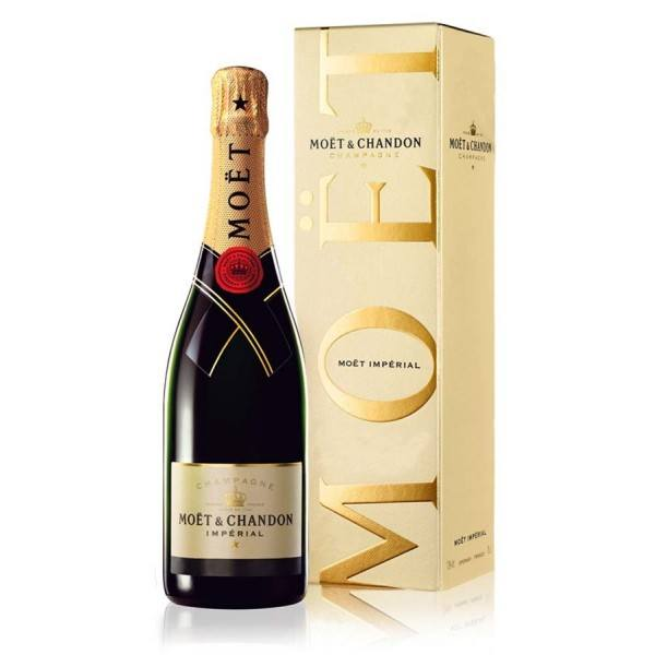 cost of moet and chandon champagne