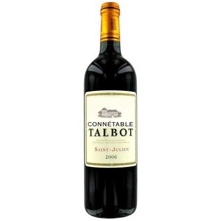 CONNETABLE DE TALBOT 2010 - ZWEITWEIN CHATEAU TALBOT