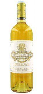 CHATEAU COUTET 2010 - 1ER CRU CLASSE (Frankreich - wein Bordeaux - Barsac AOC - Weißwein - 0,75 L)