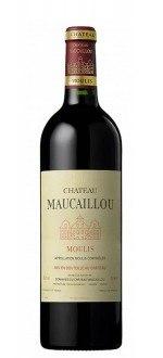 CHATEAU MAUCAILLOU - Cru Bourgeois Supérieur 2010 (Frankreich - wein Bordeaux - Moulis AOC - Rotwein - 0,75 L)