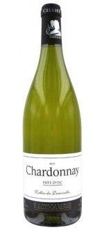 CHARDONNAY 2013 - CELLIER DES DEMOISELLES (Frankreich - wein Languedoc Roussillon - Pays d'Oc IGP - Weißwein - 0,75 L)