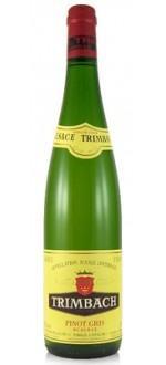 PINOT GRIS RESERVE 2012 - DOMAINE TRIMBACH (Frankreich - wein Elsass - Alsace AOC - Weißwein - 0,75 L)