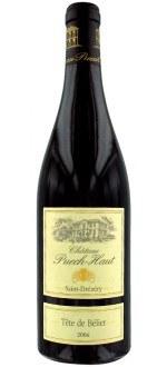 TÊTE DE BELIER 2013 - CHATEAU PUECH HAUT (Frankreich - wein Languedoc Roussillon - Languedoc AOP - Rotwein - 0,75 L)