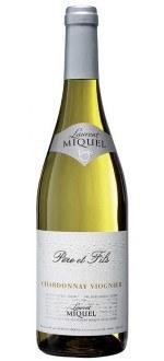 CHARDONNAY VIOGNIER 2014 - LAURENT MIQUEL (Frankreich - wein Languedoc Roussillon - Pays d'Oc IGP - Weißwein - 0,75 L)