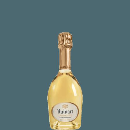 CHAMPAGNER RUINART - BLANC DE BLANCS - HALBE FLASCHE