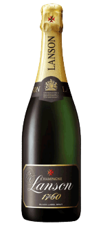 LANSON CHAMPAGNER BLACK LABEL
