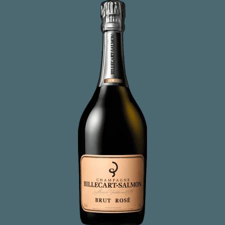 CHAMPAGNER BILLECART SALMON - BRUT ROSE