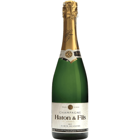 CHAMPAGNER HATON & FILLES - CARTE BLANCHE - MAGNUM