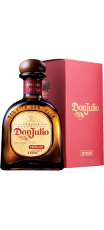 TEQUILA DON JULIO REPOSADO - MIT ETUI