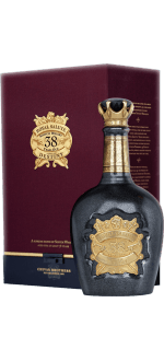 ROYAL SALUTE - STONE OF DESTINY 38 YEARS OLD - EN GESCHENKSET