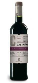 MONASTRELL 2013 - BODEGAS CASTANO (Spanien - wein Murcia - Yecla D.O. - Rotwein - 0,75 L)