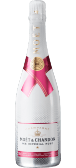 MOET CHANDON CHAMPAGNER - ICE IMPERIAL ROSE