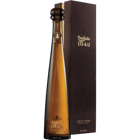 TEQUILA DON JULIO 1942 - MIT ETUI