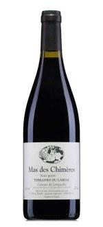 NUIT GRAVE 2012 - MAS DES CHIMERES (Frankreich - biowein Languedoc Roussillon - Terrasses du Larzac Coteaux du Languedoc AOC - R
