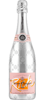 CHAMPAGNER VEUVE CLICQUOT - CUVEE RICH ROSE