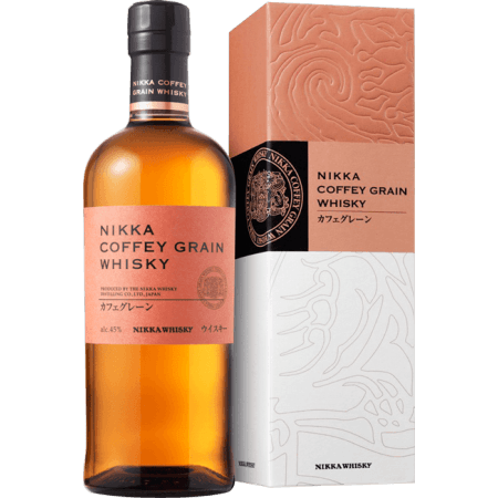 NIKKA COFFEY GRAIN - MIT ETUI