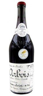 CUVEE DES DOCTEURS 2011 - CAVEAU DE BACCHUS (Frankreich - wein Jura - Arbois AOC - Rotwein - 0,75 L)