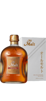 NIKKA ALL MALT - MIT ETUI