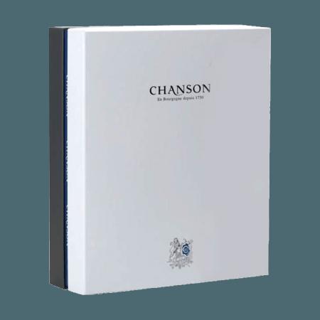WEINGESCHENKSET 3 FLASCHEN - CHANSON PERE & FILS
