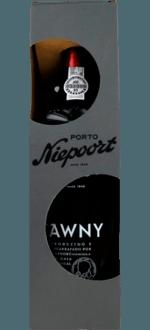PORT NIEPOORT TAWNY - MIT ETUI