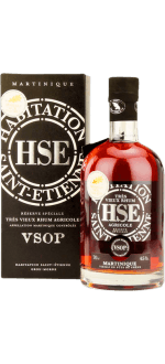 HSE TRES VIEUX RUM AGRICOLE RESERVE SPECIALE VSOP - MIT ETUI