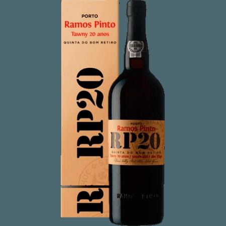 PORTWEIN QUINTA DO BOM RETIRO - 20 JAHRE - RAMOS PINTO