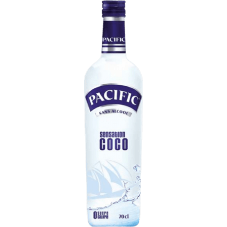 PACIFIC - KOKOSGESCHMACK