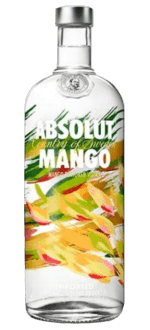 ABSOLUT MANGO - VODKA MANGO-GESCHMACK - ABSOLUT VODKA