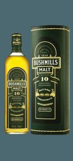 BUSHMILLS MALT - 10 JAHRE