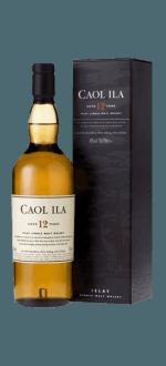 CAOL ILA - 12 JAHRE - ISLAY MALT WHISKY - MIT ETUI