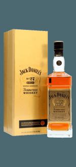 JACK DANIEL'S GOLD N°27 - MIT ETUI
