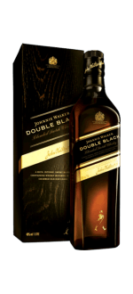 JOHNNIE WALKER DOUBLE BLACK - MIT ETUI