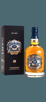 CHIVAS REGAL 18 JAHRE - EN GESCHENKSET
