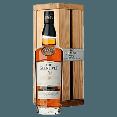THE GLENLIVET 25 JAHRE - EN GESCHENKSET