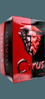 BIB ROTWEIN - CIRUS ROUGE - ALAIN BRUMONT