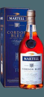 COGNAC MARTELL - CORDON BLEU