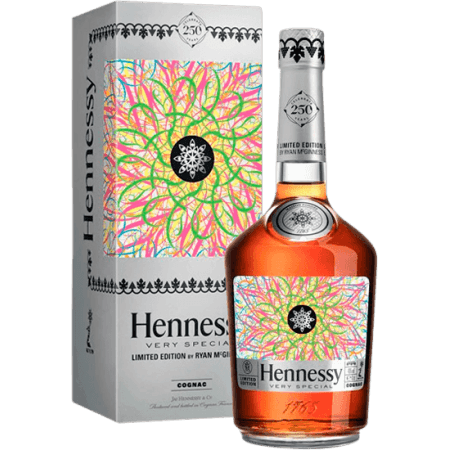 HENNESSY - VERY SPECIAL LIMITED EDITION - MIT ETUI