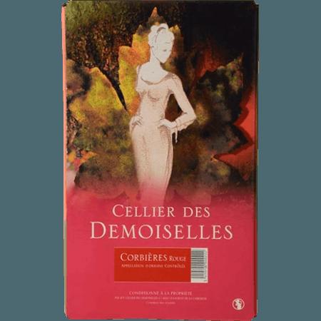BIB ROTWEIN - CELLIER DES DEMOISELLES BAG-IN-BOX
