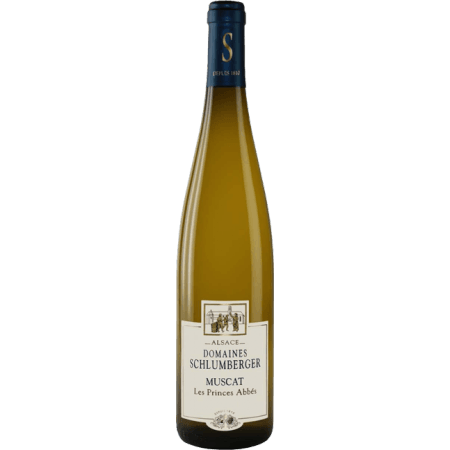MUSCAT 2015 - LES PRINCES ABBES - DOMAINE SCHLUMBERGER