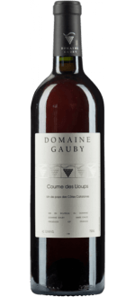 COUME DES LLOUPS 2010 - DOMAINE GAUBY