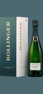 CHAMPAGNER BOLLINGER - LA GRANDE ANNEE 2005