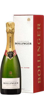 CHAMPAGNER BOLLINGER - SPECIAL CUVEE - Halbe Flasche