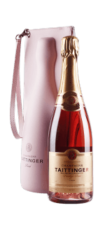 CHAMPAGNER TAITTINGER BRUT PRESTIGE ROSE - EN COOL BAG