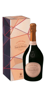 CHAMPAGNER LAURENT PERRIER - BRUT ROSE EN LUXUSKOFFER