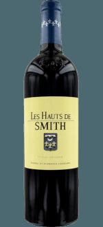 MAGNUM LES HAUTS DE SMITH 2013 - ZWEITWEIN CHATEAU SMITH HAUT LAFITTE