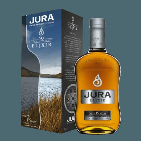 JURA 12 JAHRE ALT ELIXIR - EN ETUI