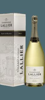 CHAMPAGNER LALLIER - BLANC DE BLANCS GRAND CRU - MAGNUM