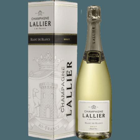 CHAMPAGNER LALLIER - BLANC DE BLANCS GRAND CRU